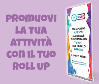 Roll Up personalizzato